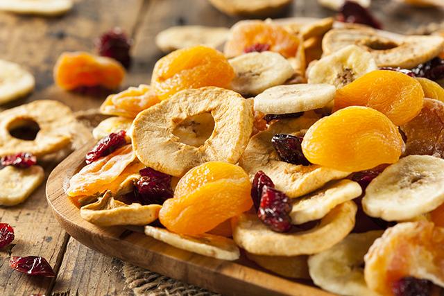 бізнес на сушених овочах і фруктах