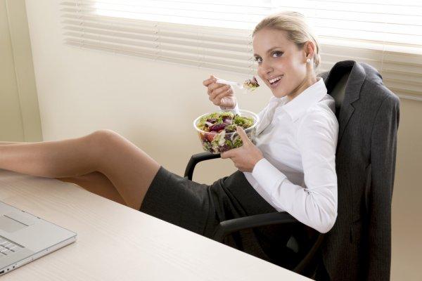 Чим перекусити на роботі
