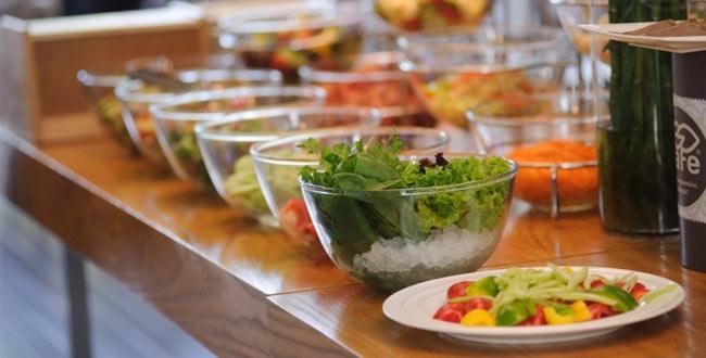 ресторан здорового харчування