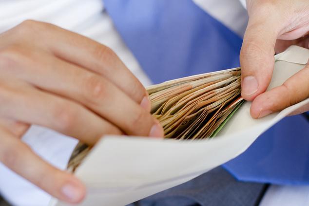 зарплата в конверті