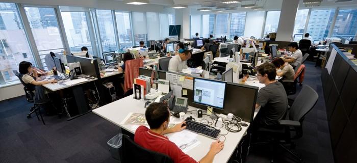 Організація робочого простору офісу
