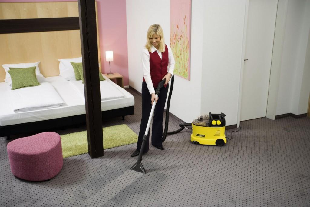 Бізнес на наданні послуг з чищення килимових покриттів